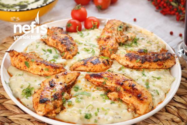 Ana Yemeğin Efsanesi Tavuk Külbastı (Videolu) Tarifi