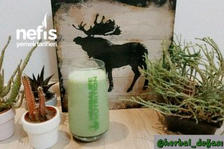 Herbalife Yeşil Cin Tarifi