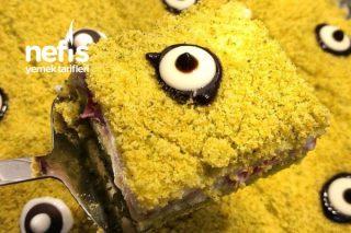 Iıspanaklı Köstebek Pasta Tarifi