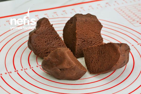 Kakaolu Susamlı Kurabiye