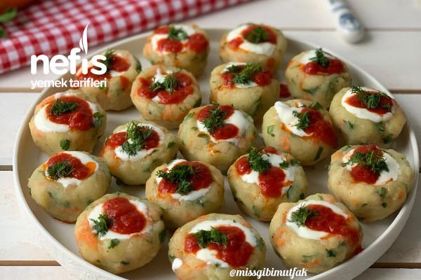 Lokmalık Patates Salatası