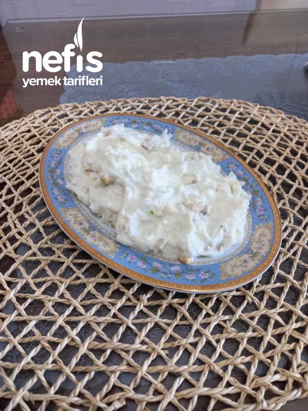 Yogurtlu Kereviz Salatası