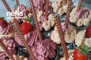 Cupcake Doğum Günlerinin Vazgeçilmezi Tarifi