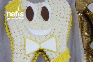 Diş Pastası (Hazır Pastalardan Daha Güzel :) Tarifi