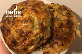 El Açması Ispanak Böreği Tarifi