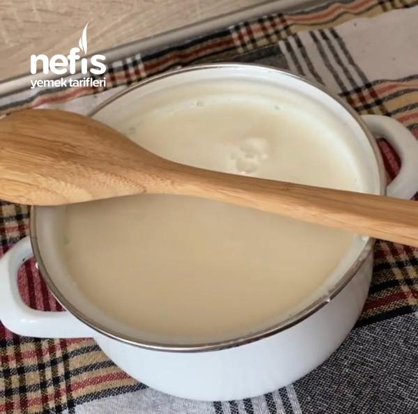Evde Pratik Yoğurt Yapımı