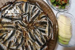 Fırında Hamsi (Enfes Karamelize Soğanlı Ve Patatesli) Tarifi