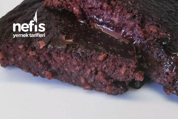 Düşük Kalorili Diyet Browni (Brownie)