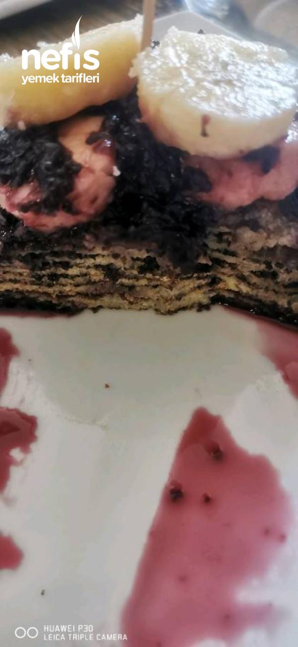 Kalorısız Pan Kek