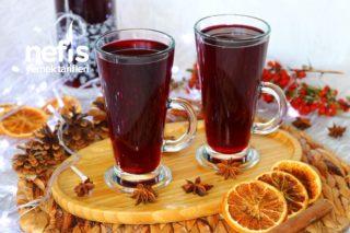 Ramazanın Vazgeçilmez İçeceği Nefis Hibiskus Şerbeti (Videolu) Tarifi