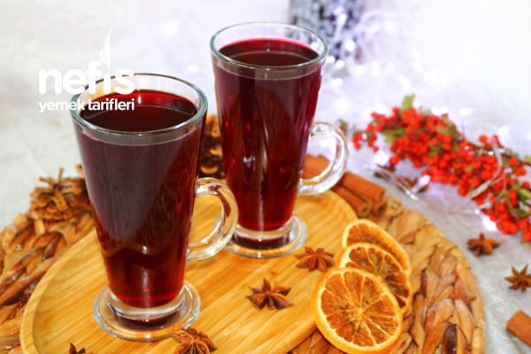 Ramazanın Vazgeçilmez İçeceği Nefis Hibiskus Şerbeti(videolu)