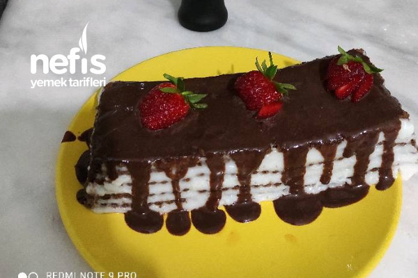 Ani Gelen Misafire 10 Dakika Pastası