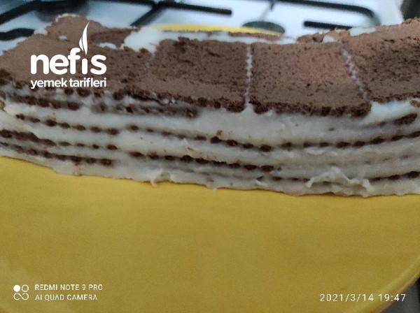 Ani Gelen Misafire 10dk Pastası