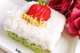 Ispanaklı Gelin Pastası (Bu Halini De Çok Seveceksiniz) Tarifi