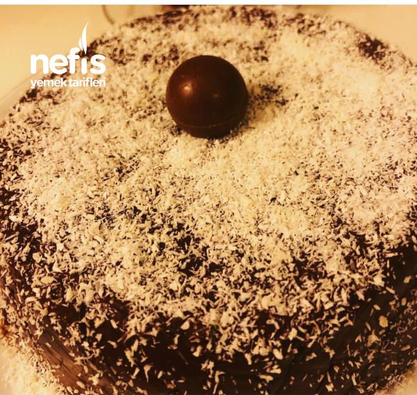 Kar Yağdı Pastası ️