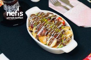 Mini Pankeklerle Waffle Tarifi
