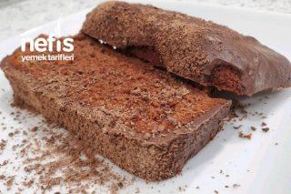 Çikolata Kaplı Pasta Kek Tarifi