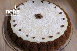 Coconut Tart Kek (Mutlaka Denemelisiniz) Tarifi