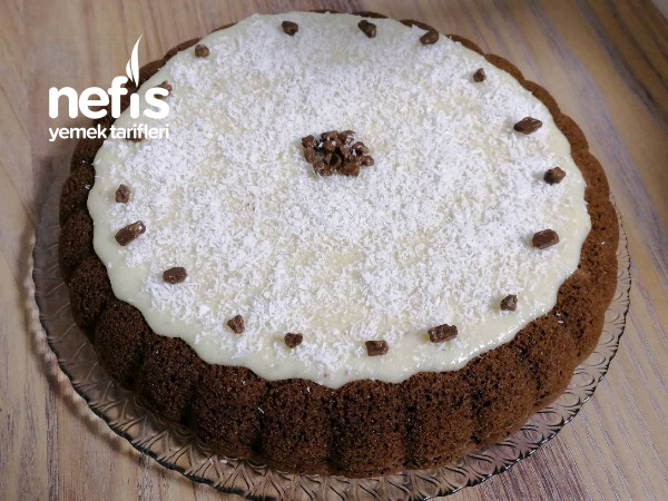 Coconut Tart Kek (Mutlaka Denemelisiniz)