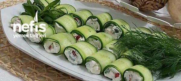Peynirli Salatalık