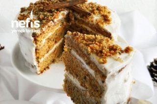 Carrot Cake ( Starbucks Havuçlu Kek ) Tarifi