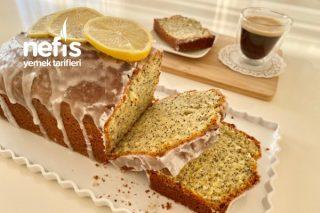 Haşhaşlı Limonlu Kek Tarifi (Videolu)