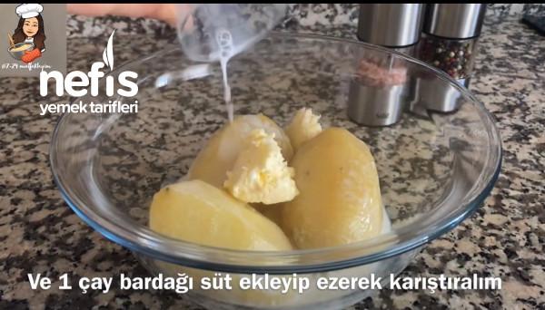 Patates Püresi Yatağında Et Sote Tarifi