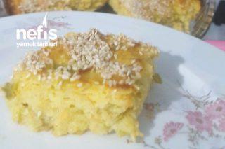 Pırasalı Havuçlu Glutensiz Kek Tarifi