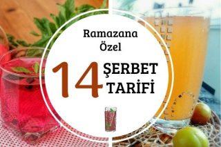 Şerbet Tarifleri: Ramazana Özel 14 Tat Tarifi