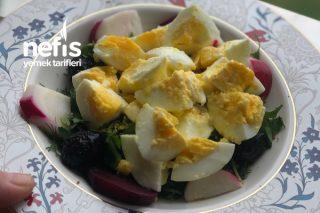 Sabah Salatası (Tok Tutan Sağlıklı Bir Öğün) Tarifi