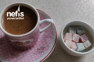 Sade Türk Kahvesi Tarifi
