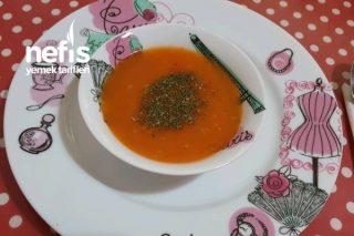 Sarımsaklı Tarhana Çorbası Tarifi