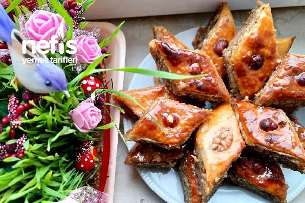 Baklava (Azerbaycan Mutfağı)