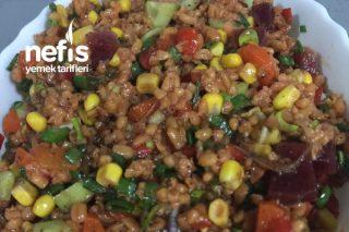 Bakliyat Salatası Tarifi