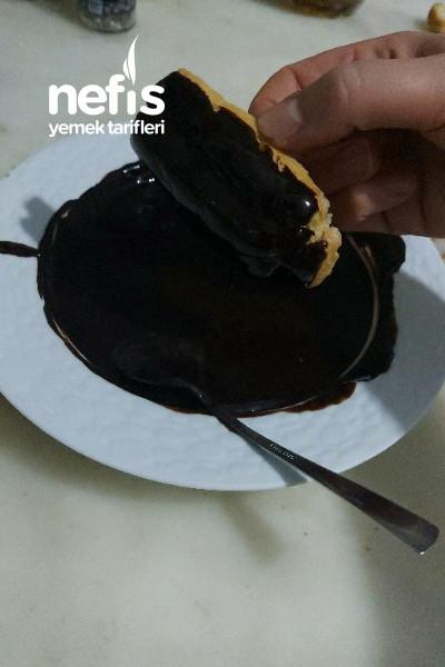 Ekler Pastası (Evde Yaptığınıza Kimse İnanmayacak)