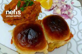 Hindistan Sokak Yemeği (Pav Bhaji) Evde Nasıl Yapılır
