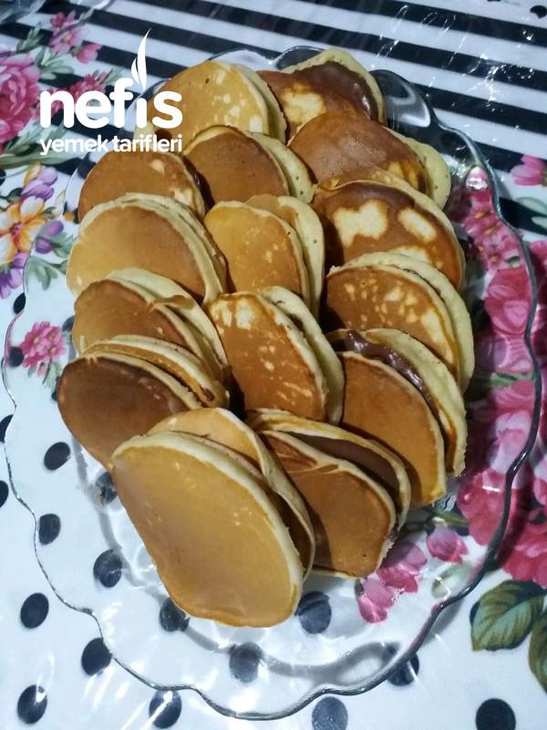 Pankek Sandviç