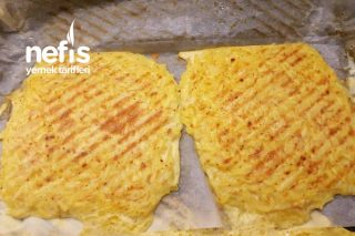 Pratik Patates Tostu Tarifi