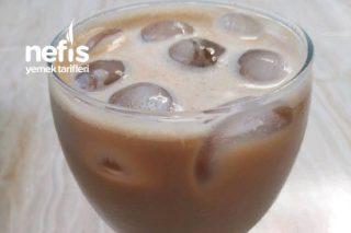 5 Dakikada Evde Ice Latte(4 Malzemeli) Tarifi