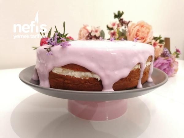 Adeta Bir Rüya: Lavantalı Pasta