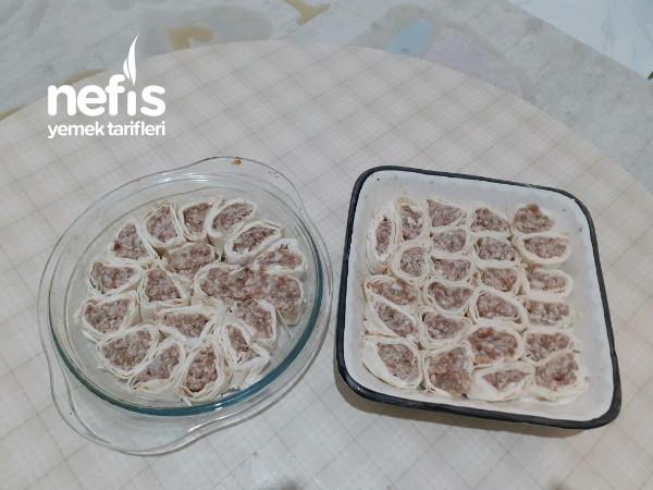 Beyti Kebabi (Beyti Sarma)