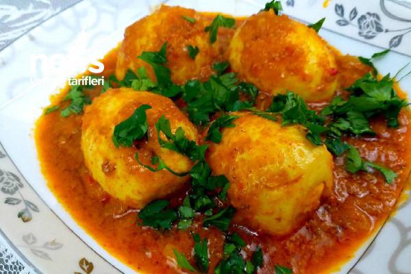 Hint Yemeği Egg Curry (Yumurta Köri Tarifi Mükemmel Egg Curry)