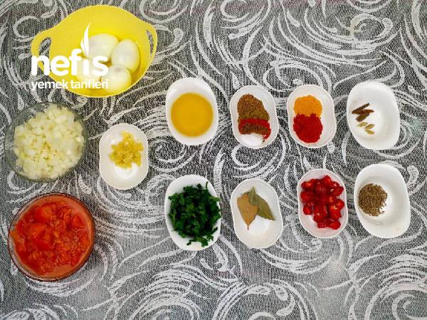 Hint Yemeği Egg Curry   Yumurta Köri Tarifi   Mükemmel Egg Curry