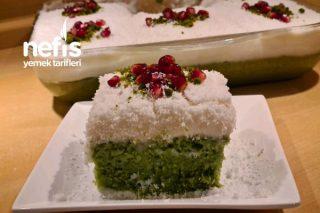 Ispanaklı Gelin Pastası (Videolu) Tarifi
