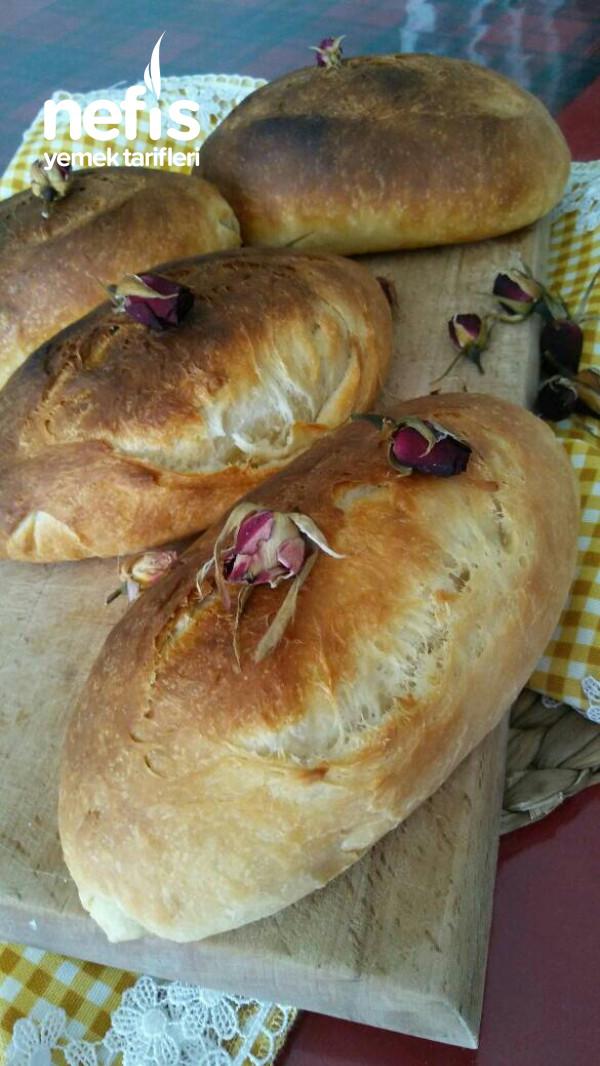 Tereyağlı Pofuduk Ekmek