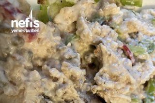 Besin Değeri Zengin Diyet Salata Tarifi