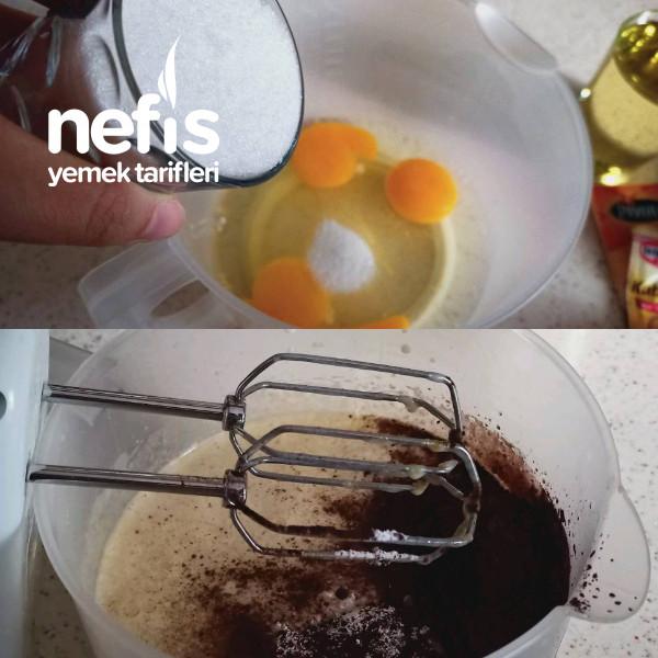 Diyet Bozduracak Kadar Lezzetli Bol Çikolatalı Bol Fındıklı Kek