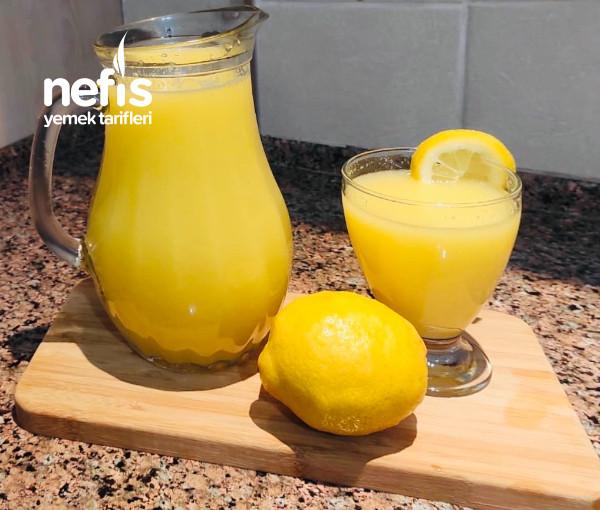 Limonata Endoğalından