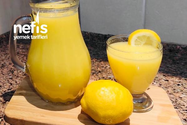 Limonata (En Doğalından)