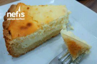 Cheesecake (Süzme Yoğurtlu) Tarifi